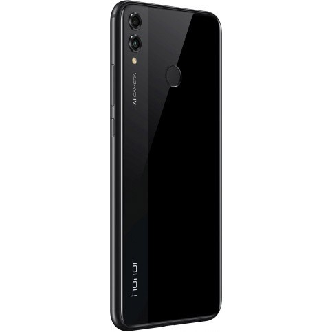 Смартфон Honor 8X 4GB+128GB (черный)