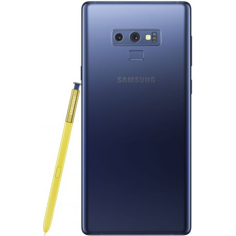 Смартфон Samsung Galaxy Note 9 128Gb (синий)