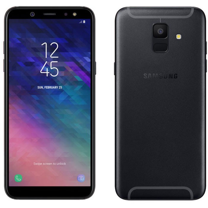 Смартфон Samsung Galaxy A6+ 32Gb (черный) (2018)