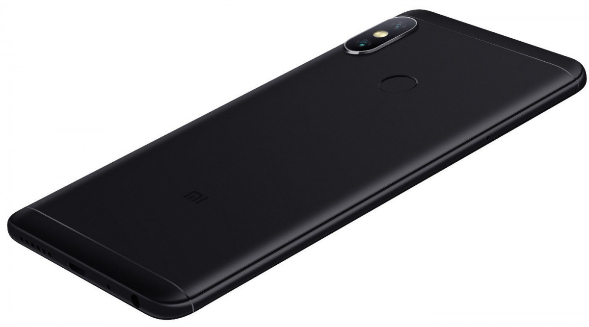 Смартфон Xiaomi Redmi Note 5 32Gb (черный)