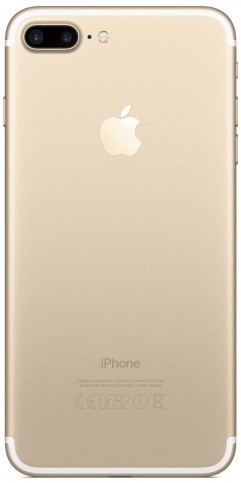 Смартфон Apple iPhone 7 Plus 32Gb/128Gb/256Gb (золотистый)
