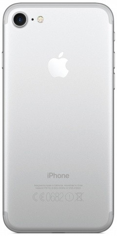 Смартфон Apple iPhone 7 32Gb/128Gb/256Gb (серебристый)