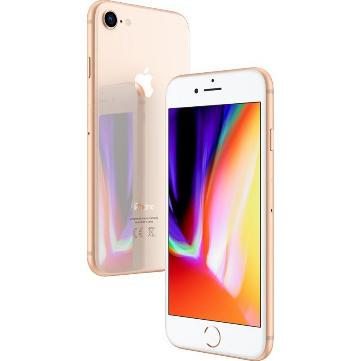 Смартфон Apple iPhone 8 64Gb/256Gb (золотистый)