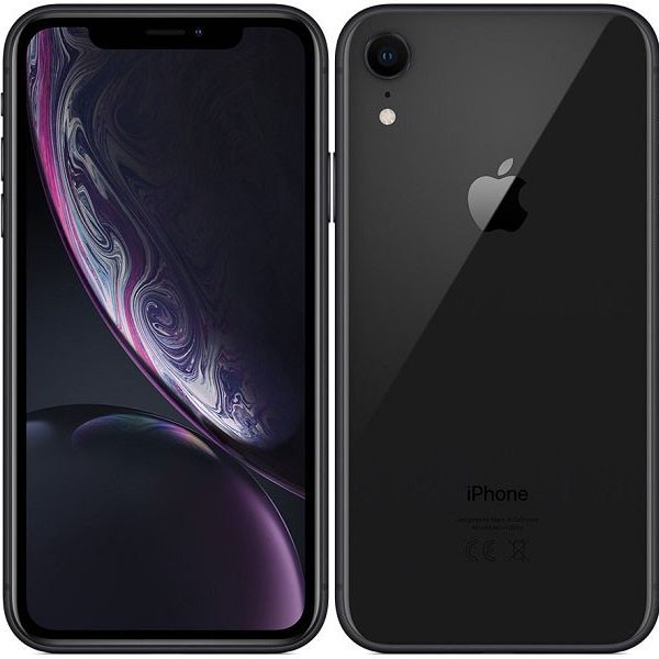Смартфон Apple iPhone XR 64Gb/128Gb/256Gb (черный)