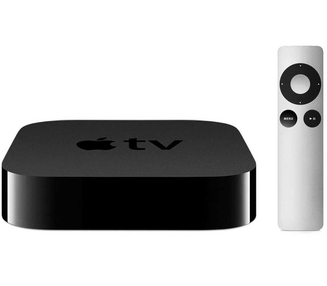 Телевизионная смарт-приставка Apple TV 1080p MD199 HDMI