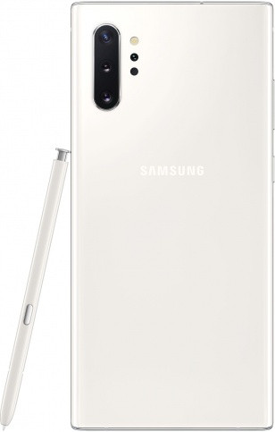 Смартфон Samsung Galaxy Note 10+ 256Gb (белый)