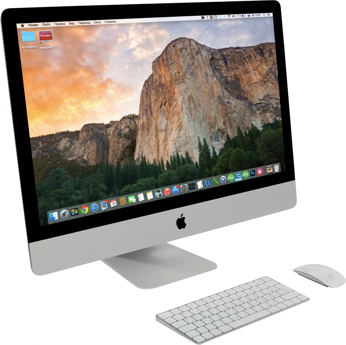 Apple iMac 27 Late2015 MK462RU 5k