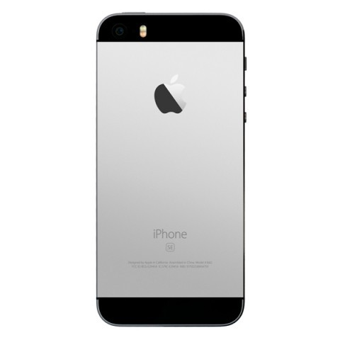 Apple iPhone SE Space Gray