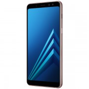 Смартфон Samsung Galaxy A8 32Gb (синий) (2018)