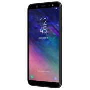 Смартфон Samsung Galaxy A6 32Gb (черный) (2018)