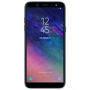 Смартфон Samsung Galaxy A6 32Gb (синий) (2018)