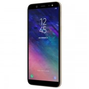 Смартфон Samsung Galaxy A6 32Gb (золотистый) (2018)