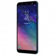 Смартфон Samsung Galaxy A6+ 32Gb (синий) (2018)