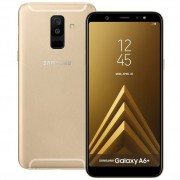 Смартфон Samsung Galaxy A6+ 32Gb (золотистый) (2018)