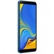 Смартфон Samsung Galaxy A7 64Gb (синий) (2018)