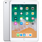 "Планшет Apple iPad 9,7"" (2018) 32Gb/128Gb Wi-Fi + LTE Sim (серебро)"