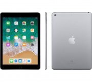 "Планшет Apple iPad 9,7"" (2018) 32Gb/128Gb Wi-Fi + LTE Sim (серый)"