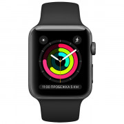 Смарт-часы Apple Watch Series 3 38мм/42мм 8Gb для спорта