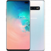 Смартфон Samsung Galaxy S10+ 128Gb (перламутр)